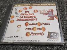 """CD BOF """"UN ELEPHANT CA TROMPE ENORMEMENT / NOUS IRONS TOUS AU PARADIS"""" V. COSMA"""