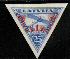 Latvia #CB5a 1931 MNH