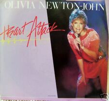 "Olivia Newton-John - HEART ATTACK Promo Vinyl 7"" Single - NM [1982]"