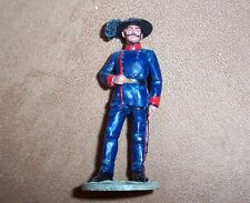 del Prado Kollektion Feuerwehr-Feuerwehrmann/Fireman-27-Italien 1870-neuwertig-