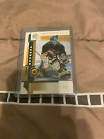 2002-03 Johan Hedberg Upper Deck SP Authentic Limited Gold - SP 22/25