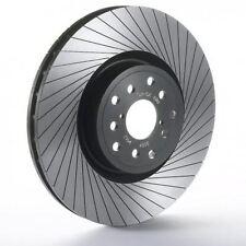 Front G88 Tarox Brake Discs fit Ford Escort Mk3/4 1.4 (Non ABS) 1.4 86>90