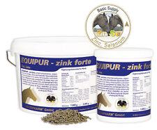 """(�'� 15,33/kg) Equipur zink forte """"P"""" 3 kg Immunsystem Fell Zink - H & H Celle"""