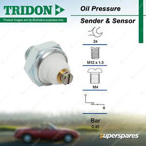 Tridon Oil Pressure Switch for Ssangyong Actyon Korando Musso Rexton Stavic