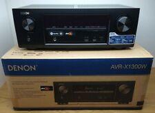 Denon AVR X1300W 7.2-Kanal AV-Receiver, Dolby Atmos, dtsX, WLAN, Bluetooth