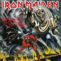 Iron Maiden - The Number Of The Beast (2014)  Vinyl LP  NEW/SEALED  SPEEDYPOST