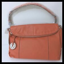 Mimco Leather Supernatural Hobo Hand Bag Brand New with Tags RRP $450 Aperol
