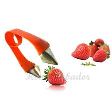 STRAWBERRY HULLER STEM AND LEAF REMOVER TOMATO STEM REMOVER Same day dispatch