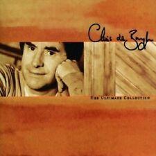 CHRIS DE BURGH -ULTIMATE COLLECTION (SOUND & VISION-NEW VERSION) 2 CD + DVD NEU