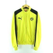 a96590133500  PUMA Men s Track top Size L in Yellow Borussia Dortmund Track Jacket   EF3893