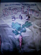 DOWN TO EARTH BIO LIVE 5-4-2 NEW 5LB!