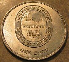 1960 National Association of Real Estate Boards Dallas, TX Token - Texas