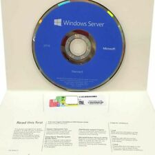 **Best price** Microsoft Windows Server 2016 STANDARD DVD & COA (Sealed)