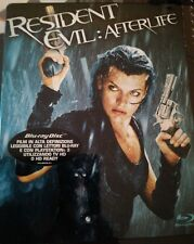 Resident evil Afterlife blu ray steelbook