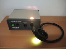 Olympus Mikroskop Lichtquelle Highlight 3000 microscope light source Zeiss Leica