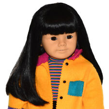 Retired Asian American Girl Doll Today 4~Four! Black Hair~Brown Eyes~Meet Outfit