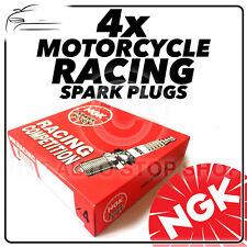 4x NGK Bujías PARA YAMAHA 750cc yzf750-r7 OW02 99- > no.4940
