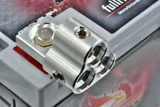 Triple alternator lug / ring terminal car audio triple 1/0