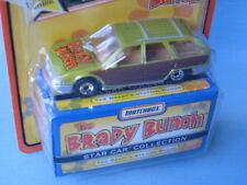 Matchbox Star Coche Brady Bunch TV Show Mercury Sable Vagón Estate Coche Modelo de juguete