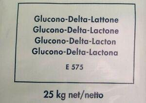 GLUCONO DELTA LACTONE E575 | TOFU, PANEER, FETA | 50g 100g 200g 400g 1kg
