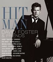 Hit Man David Foster and Friends [Bluray] [2009] [US Import] [DVD][Region 2]