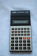 Vintage  CASIO fx-82C Scientific Calculator  JAPAN  1985