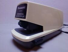 Panasonic Commercial As 300nn Electric Stapler With Adj Depth Tested Free Shipping