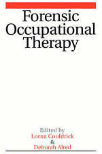 Forensic Occupational Therapy-ExLibrary