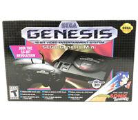 SEGA Genesis Mini Console 40 games +2 Games +2 Controllers 💯AUTHENTIC 🚚FREE📦