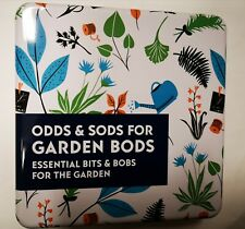 Odds And Sods For Garden Bods - Tin of items selected by Gardeners. Fathers Day