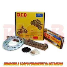 DID Chain & Sprocket Kit for Yamaha DT 125 RE (1D01) - 2004 > 2006