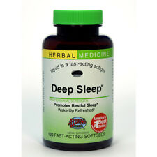 Deep Sleep Prof. Strength Alcohol Free (Contains California Poppy) 120 Softgels