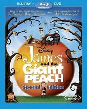 Blu Ray JAMES AND THE GIANT PEACH Special edition. Region free. New sealed.