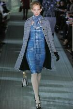 Tory Burch Victoria Glen Wool Coat Jacket Top size 4, A Runway Collection, $695