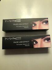 2 PACK! MAC False Lash Effect Black Mascara - FREE SHIPPING!