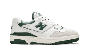 *IN HAND - FAST SHIP* Size 7.5-13 New Balance 550 Green/White BB550WT1