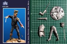 LA FORTEZZA SCALE MODEL STO-655 - UFF. ARTIGL. FRANCESE, 1811 - 54mm METAL