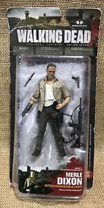 AMC The Walking Dead TV Series Merle Dixon Action Figure