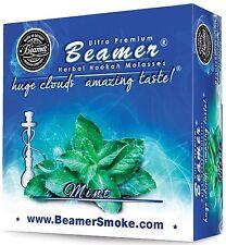 Mint Beamer Molasses 50g Hookah Shisha Nargila pipe Tobacco Free USA Made