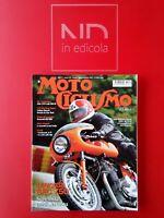 MOTOCICLISMO D'EPOCA AGOSTO SETTEMBRE 2007 - LAVERDA SFC 750  STORIA LAMBRETTA