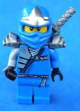 LEGO 9442 NINJAGO BLUE NINJA MINIFIGURE JAY ZX & SWORD