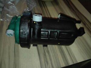Fiat Ducato Dieselfiltergehäuse inkl.Filter original   ET-Nr 1368127080 (NEU)