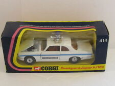 Corgi Jaguar Diecast Cars