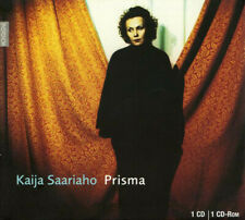 Kaija Saariaho - Private Gardens / Prism (2001) - CD & DVD