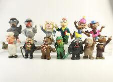 Muppet Show === 13 x Muppets Figuren Kermit Miss Piggy u.a.