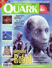 Quark 45 2004.Arrivano i robot,kkk
