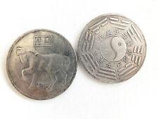 CHINESE HORSE ANIMAL ZODIAC SIGN NOVELTY COIN BIRTHDAY PARTY 1978 1990 2002 PO