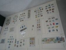 Nystamps Finland much mint NH stamp collection Album page high value