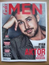 RYAN GOSLING cover,Jared Leto,Alice Cooper,Charlie Hunnam.R.Pattinson,Hemsworth