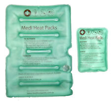 NEW INSTANT HEAT PACKS, FREE SMALL PACK-BEST REUSABLE HEAT & COLD